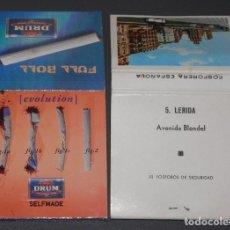 Cajas de Cerillas: CAJAS DE CERILLAS . Lote 79339633