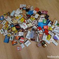 Cajas de Cerillas: SUPER LOTE DE CAJAS DE CERILLAS ANTIGUAS Y ACTUALES. Lote 79769757