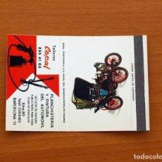 Cajas de Cerillas: CARTERITA CERILLAS - TALLERES COPAL, BARCELONA - GENERAL FOSFORERA. Lote 85749564