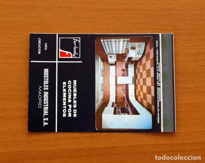 carterita de cerillas - muebles de cocina por e - Comprar Cajas de ...
