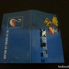 Cajas de Cerillas: ANTIGUA CAJA CARTERITA CERILLAS FLEX. Lote 86164552