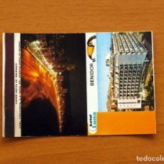 Cajas de Cerillas: CARTERITA DE CERILLAS - HOTEL LUNA, BENIDORM - GENERAL FOSFORERA . Lote 86264180