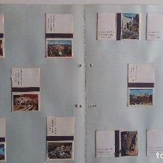 Cajas de Cerillas: 10 CAJAS DE CERILLAS. SERIE MOJACAR. FOSFORERA ESPAÑOLA. Lote 86699788