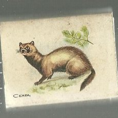 Cajas de Cerillas: CAJA CERILLAS. FOSFORERA ESPAÑOLA. CAZA MENOR. 28 TURON.. Lote 87030712