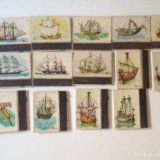 Cajas de Cerillas: LOTE CAJAS DE CERILLAS VARIAS COLECCIONES. Lote 87739508