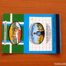 Caixas de Fósforos: CARTERITA DE CERILLAS - FABRICA DE CONSERVAS VEGETALES, EL AGRICULTOR, LERÍN, NAVARRA - SULTÁN. Lote 87812192