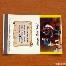 Cajas de Cerillas: CARTERITA DE CERILLAS - MESÓN DON LOPE. Lote 88288168