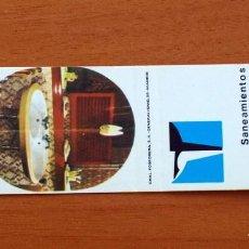 Cajas de Cerillas - Carterita de cerillas - Saneamientos Modernos Bilbao S.A. Bilbao - 90515445