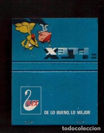 Cajas de Cerillas: CERILLAS PUBLICIDAD ANTIGUA-COLCHONES FLEX LA DE LA FOTO VER TODOS MIS LOTES DE CERILLAS - Foto 3 - 90957645