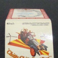 Cajas de Cerillas: (TC-21) CAJA CERILLAS PROGRAMA CINE PELICULA CHITY CHITY BANG BANG VER FOTOS. Lote 91872910