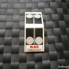 Cajas de Cerillas: CAJA DE CERILLAS - DISCOTECA BLACK - LA DE LA FOTO VER TODOS MIS LOTES DE CERILLAS. Lote 92980780