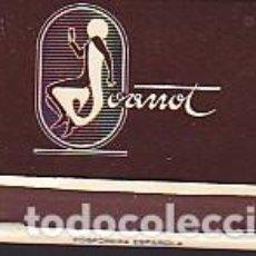 Cajas de Cerillas: CAJA CERILLAS DISCOTECA JOANOT BARCELONA . Lote 94037800