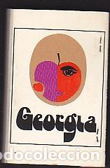 CAJA CERILLAS DISCOTECA GEORGIA (Coleccionismo - Objetos para Fumar - Cajas de Cerillas)
