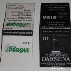 Cajas de Cerillas: CAJAS DE CERILLAS ANTIGUAS. Lote 94751747
