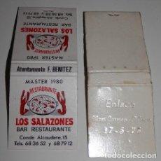 Cajas de Cerillas: CAJAS DE CERILLAS ANTIGUAS. Lote 95004495