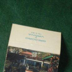 Cajas de Cerillas: CERILLAS BODA PUBLICIDAD LA FONT DEL LLEO - BARCELONA 1983. Lote 95616563