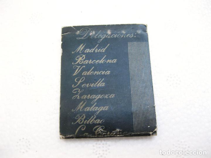 Cajas de Cerillas: CAJA DE CERILLAS ESPAÑOLA PUBLICITARIA DE LA EMPRESA NACIONAL LECHERA SAM - SANTANDER - Foto 2 - 96817627