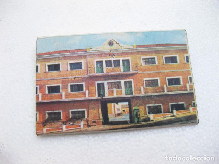 CAJA DE CERILLAS DEL CUARTEL DEL REGIMIENTO LIGERO ACORAZADO DE CABALLERÍA MONTESA Nº 3 (Coleccionismo - Objetos para Fumar - Cajas de Cerillas)