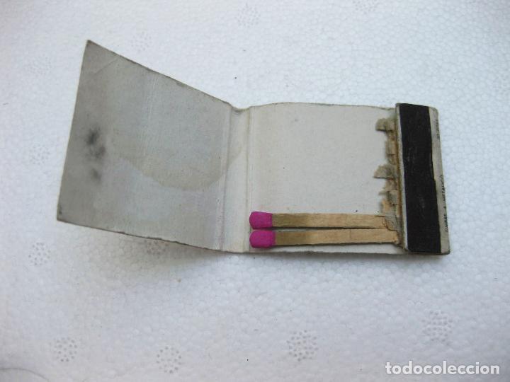 Cajas de Cerillas: CAJA DE CERILLAS ESPAÑOLA PUBLICITARIA DE LA PELICULA 55 DIAS EN PEKIN - Foto 2 - 96818467