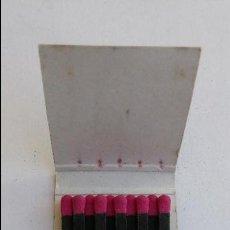 Cajas de Cerillas: CAJA DE CERILLAS , COMPLETA. Lote 97127283