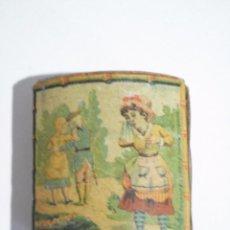 Cajas de Cerillas: CAJA DE CERILLAS RAMON AYMERICH SIGLO XIX. Lote 97162079