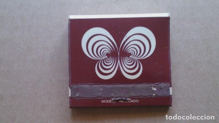 Cajas de Cerillas: CAJA CERILLAS METAMORFOSIS DISCOTECA BARCELONA - Foto 2 - 97281603