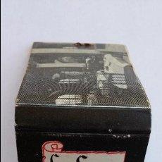 Cajas de Cerillas: CAJA DE CERILLAS DE RESTAURANTE, VALLADOLID ,COMPLETA. Lote 97468379