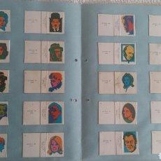 Cajas de Cerillas: 20 CAJAS CERILLAS - ARTISTAS DE CINE. FOSFORERA ESPAÑOLA. Lote 97948647