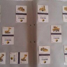 Cajas de Cerillas: 10 CAJAS CERILLAS - FINANZAUTO. Lote 97975275