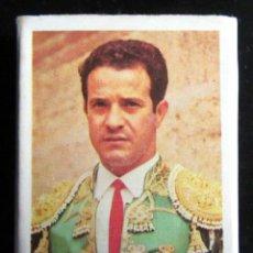 Cajas de Cerillas: CAJA CERILLAS DIEGO PUERTA DIANEZ TOROS TORERO TAUROMAQUIA FOSFOROS DEL PIRINEO VACIA. Lote 98087287