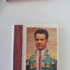 Cajas de Cerillas: Nº 4 DIEGO PUERTA. TOROS SERIE GRANDES DIESTROS CAJA DE CERILLAS MATCHBOX ALLUMETTES MATCHES. Lote 98243755