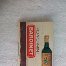 Cajas de Cerillas: BARDINET PEPPERMINT. CAJA DE CERILLAS MATCHBOX ALLUMETTES MATCHES. Lote 98506675