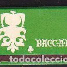 Cajas de Cerillas: CAJA CERILLAS ESTUCHE DISCOTECA BACCARA BARCELONA . Lote 99454739