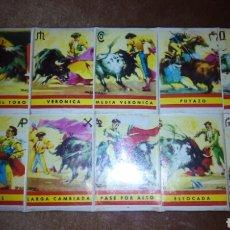 Cajas de Cerillas: 10 CAJAS DE CERRILLAS,SIN DESPRECINTAR, TAUROMAQUIA. Lote 99883875