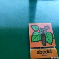 Cajas de Cerillas: CAJA DE CERILLAS DE ABEDUL. Lote 103835935