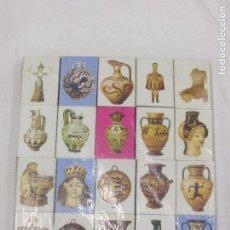 Cajas de Cerillas: CERILLAS CERÁMICA GRIEGA COMPLETA #. Lote 104058119