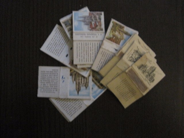 Cajas de Cerillas: LOTE CAJA DE CERILLAS EDIFICIOS -VER FOTOS- (CR-1049) - Foto 2 - 104888279