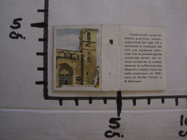 Cajas de Cerillas: LOTE CAJA DE CERILLAS EDIFICIOS -VER FOTOS- (CR-1049) - Foto 10 - 104888279