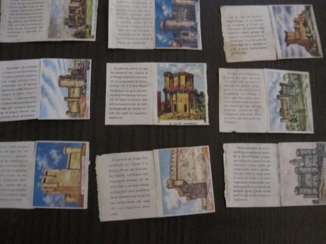 Cajas de Cerillas: LOTE CROMOS DE CERILLAS PAPEL- EDIFICIOS -VER FOTOS- (CR-1045) - Foto 5 - 104888479