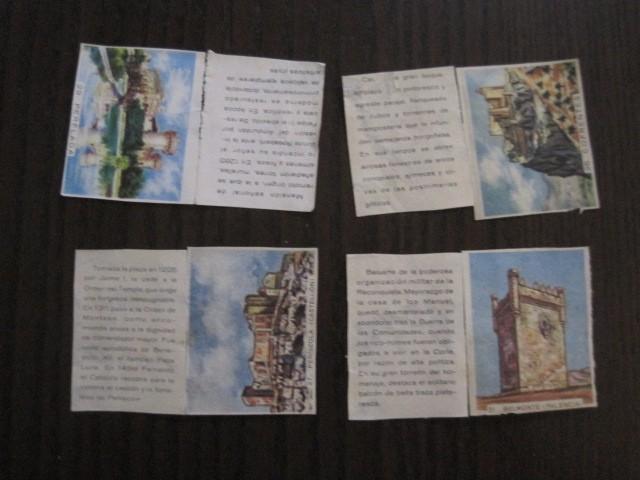 Cajas de Cerillas: LOTE CROMOS DE CERILLAS PAPEL- EDIFICIOS -VER FOTOS- (CR-1045) - Foto 7 - 104888479