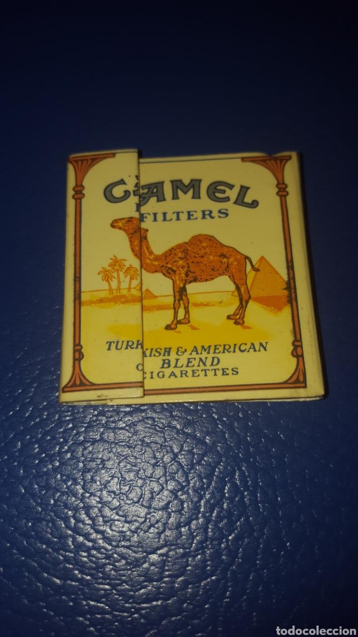 CAJA DE CERILLAS CAMEL NUEVA (Coleccionismo - Objetos para Fumar - Cajas de Cerillas)