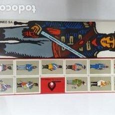 Cajas de Cerillas: - ESTUCHE LOTE DE 16 CAJAS DE CERILLAS DE SOLDADOS DE FOSFORERA ESPAÑOLA -. Lote 105398251