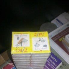 Cajas de Cerillas: CERILLAS ZYRO.. Lote 105843143