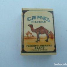 Cajas de Cerillas: CAJA CERILLAS CIGARRILLOS CAMEL. Lote 107462127
