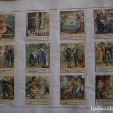 Cajas de Cerillas: ALBUM CROMOS CAJAS DE CERILLAS SIGLO XIX- ESPAÑOLAS Y ITALIANAS - MAS DE 3000 -VER FOTOS-(V-13.214). Lote 109298111