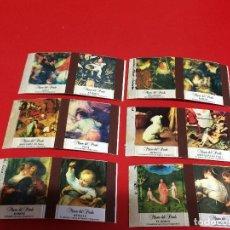 Cajas de Cerillas: MUSEO DEL PRADO. 6 ELEMENTOS . FOSFOROS DEL PIRINEO. Lote 109313435