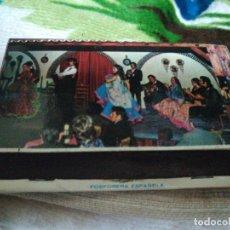 Cajas de Cerillas: TABLAO MARTIANEZ.FLAMENCO SHOW.PUERTO DE LA CRUZ,TENERIFE,1982. Lote 112279075
