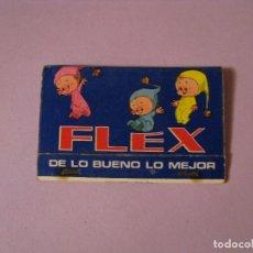 Cajas de Cerillas: CAJA DE CERILLAS. FLEX. . Lote 113362123