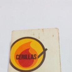 Cajas de Cerillas: CAJA CAJETILLA DE CERILLAS FOSFORERA ESPAÑOLA.. Lote 113985676
