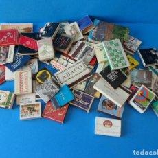 Cajas de Cerillas: VARIADO LOTE DE CAJAS DE CERILLAS - DIVERSAS ÉPOCAS. Lote 116088143